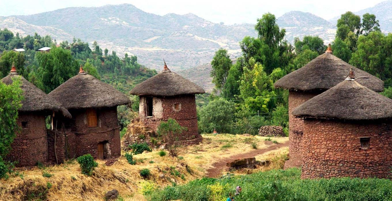 Rundresa Till Etiopien Afrikas Tak Afrika Varldens Resor