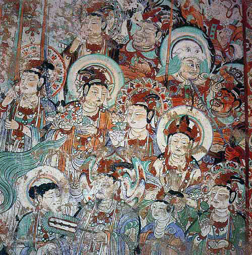 Tibet tillhor den kinesiska unionen