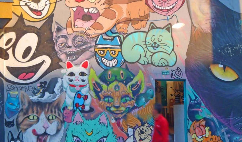 konstnär naken Indonesisk