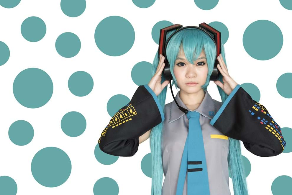 Cosplay, j-pop, Hatsune Miku
